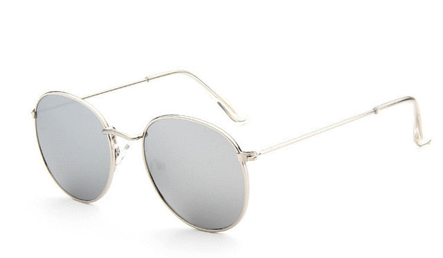 Simple Oval - SILVER - Illustré Eyewear