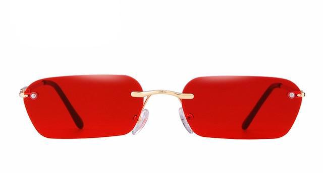 Incognito - RED - Illustré Eyewear