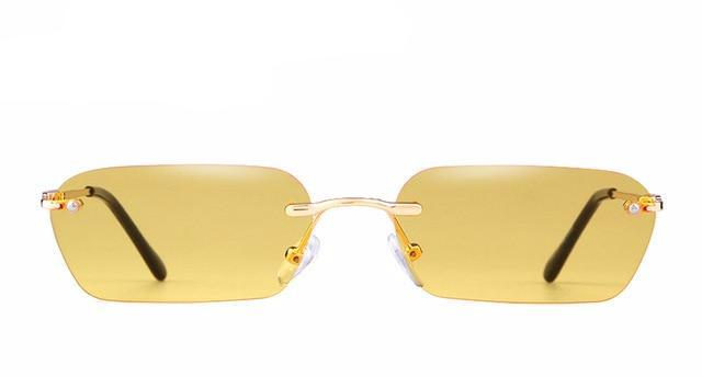 Incognito - YELLOW - Illustré Eyewear