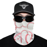 Baseball Neck Gaiter Face Mask