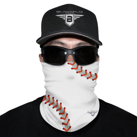 Baseball Thread Neck Gaiter Face Mask