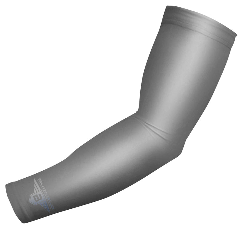 Charcoal Compression Arm Sleeve