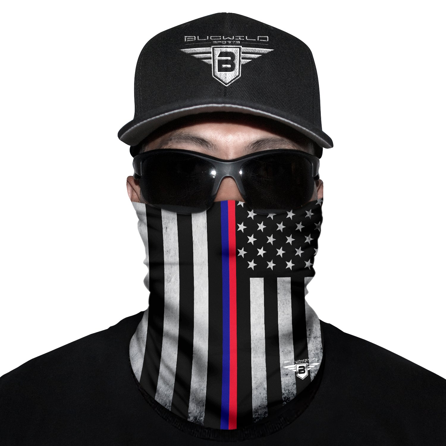 First Responder Neck Gaiter Face Mask