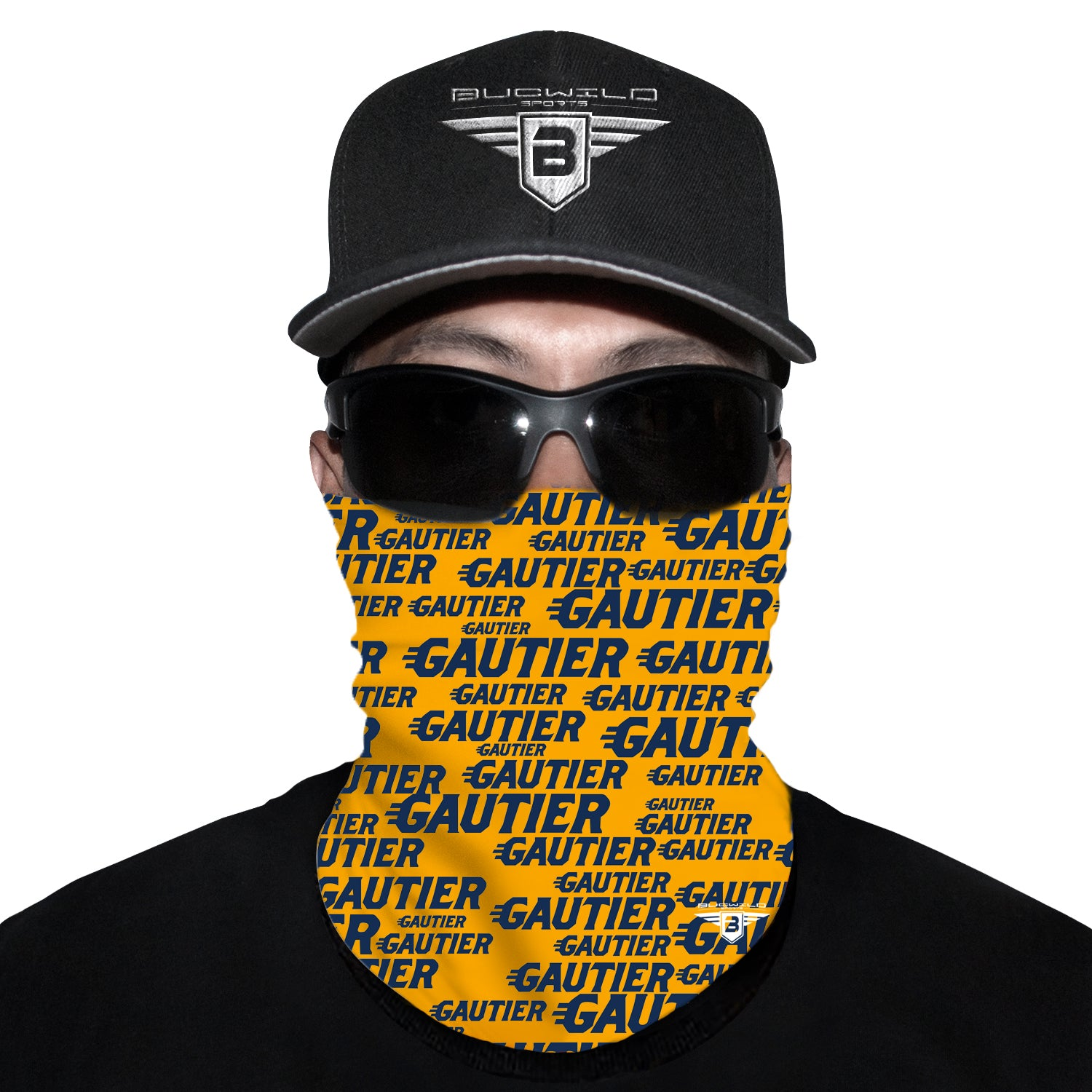 Gautier Mississippi Neck Gaiter Face Mask