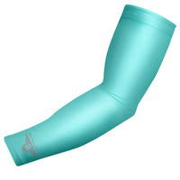 Turquoise Compression Arm Sleeve
