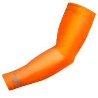 Orange Compression Arm Sleeve