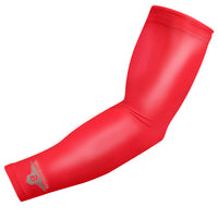 Red Compression Arm Sleeve