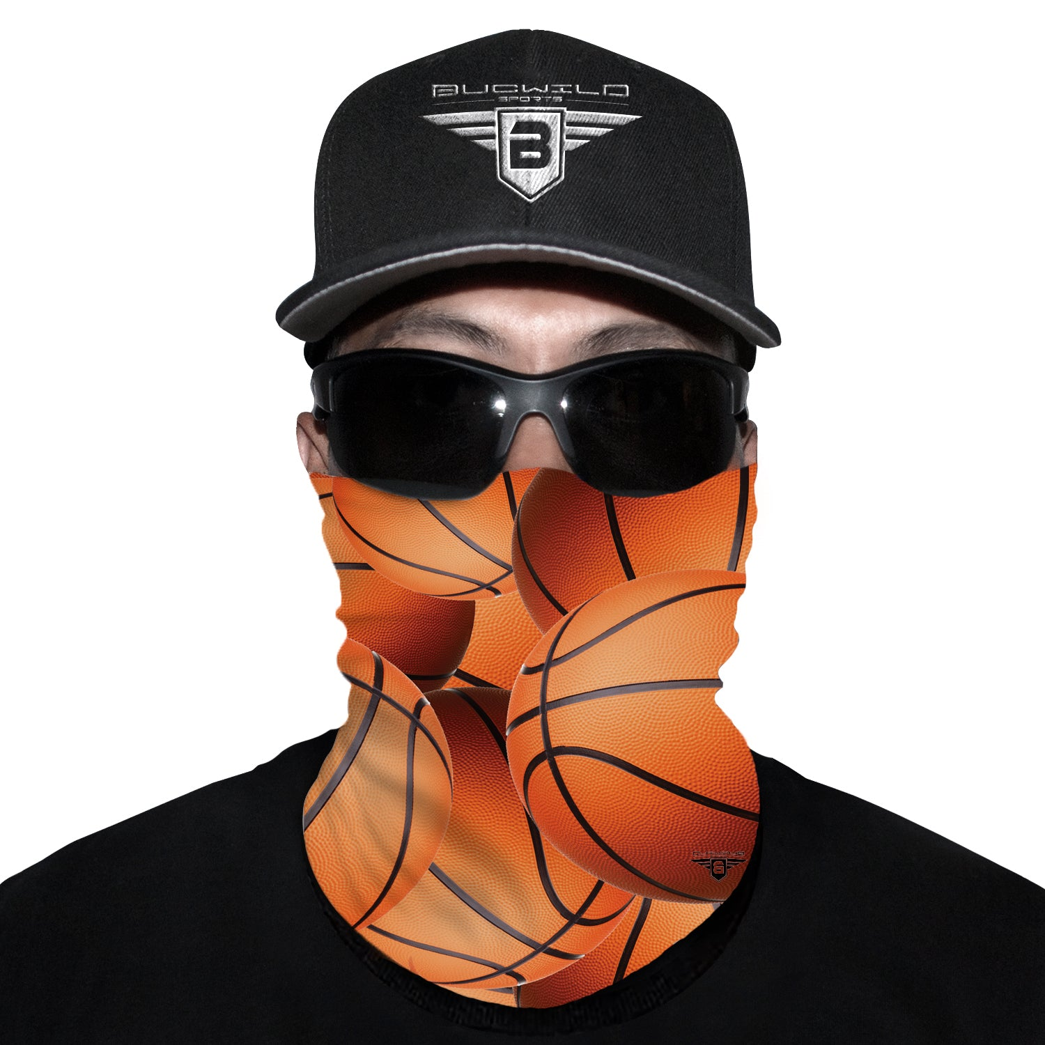 Basketball Neck Gaiter Face Mask