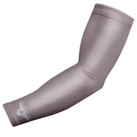 Silver Compression Arm Sleeve