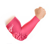 Padded Arm Sleeves - Red