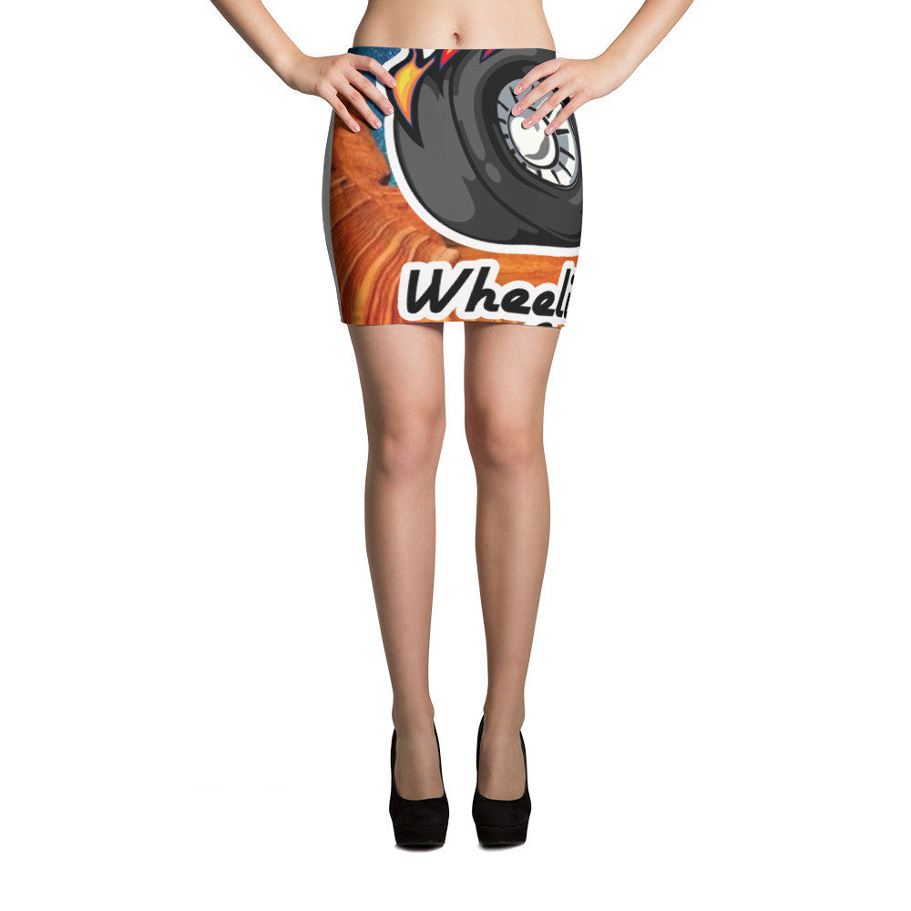 WCC Sublimation Cut & Sew Mini Skirts