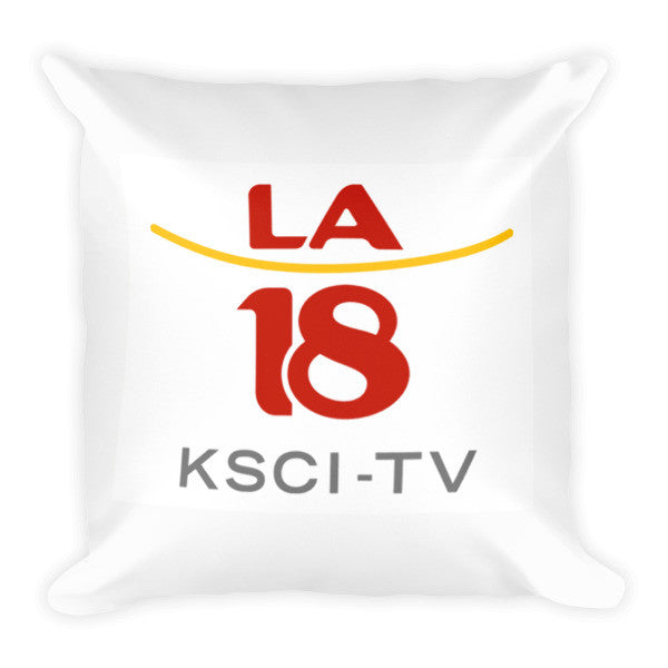 LA 18 Pillow  (2 sided)