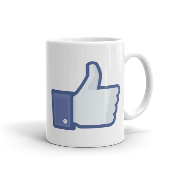 Thumbs Up Mug 11 oz - 15 oz