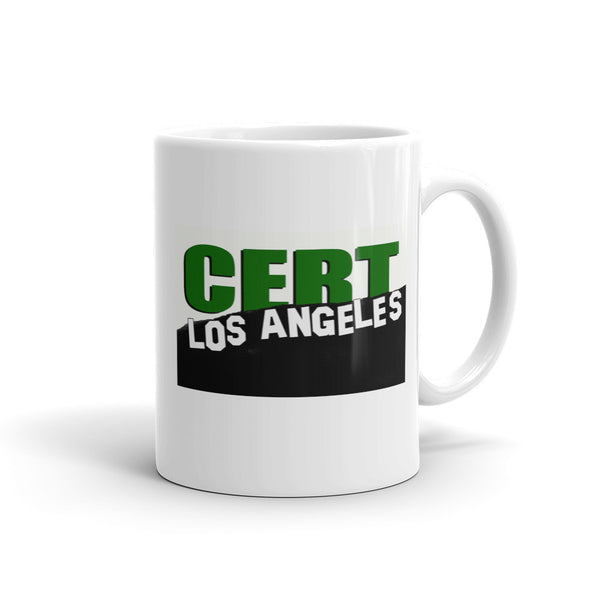 CERT Los Angeles Mug