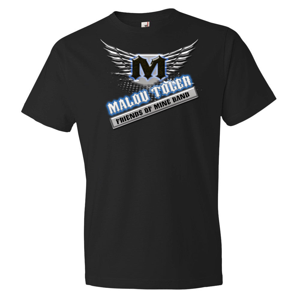 Malou Toler and the Friends of Mine Band Short sleeve t-shirt