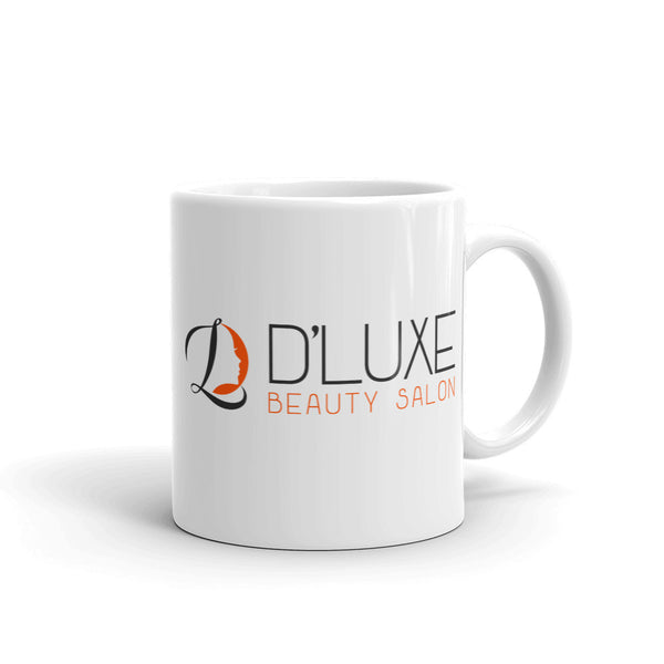 DLuxe Beauty Salon 11 oz Mug