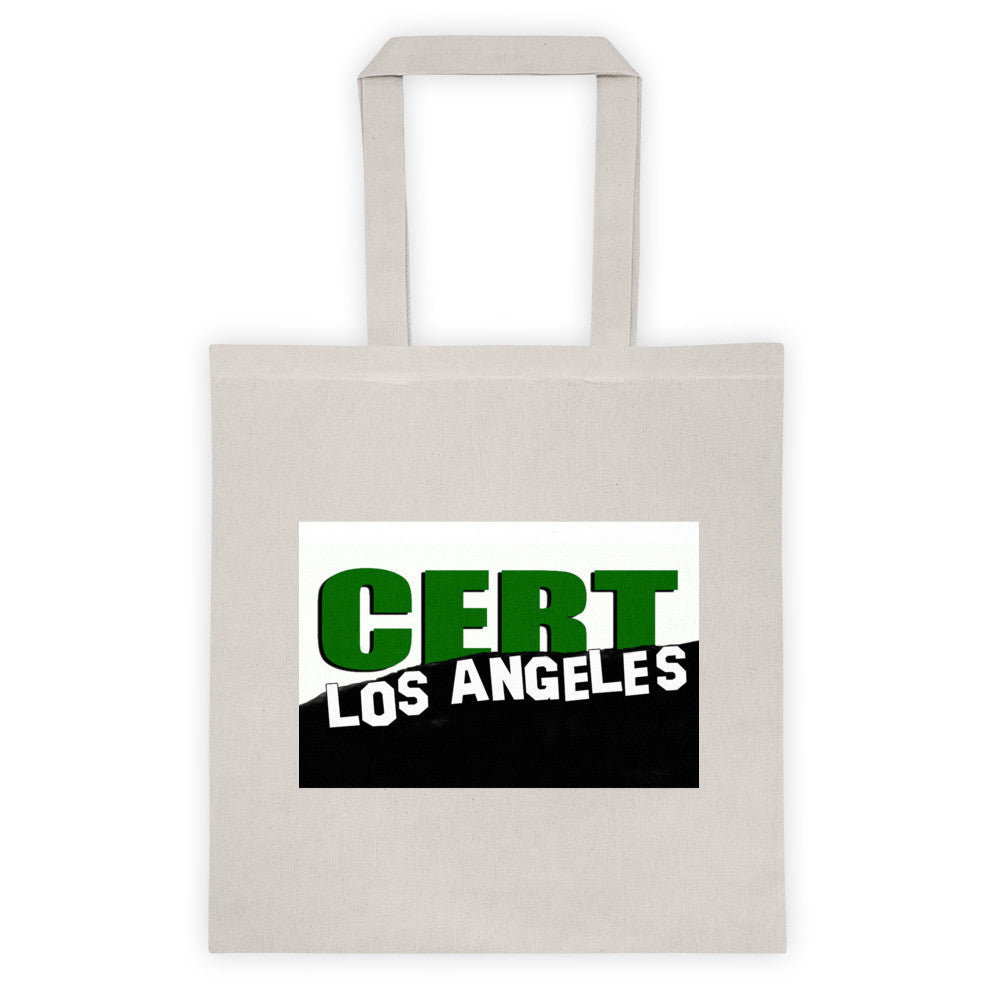 CERT Los Angeles Tote bag