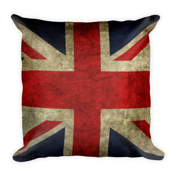 UK Flag Pillow