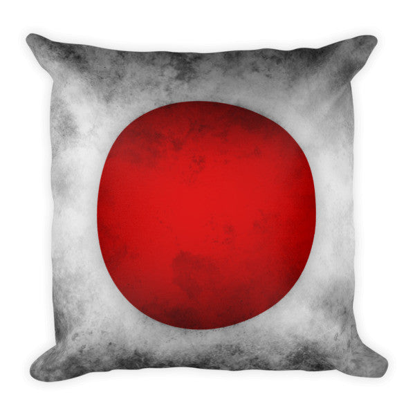 Japan Flag Pillow