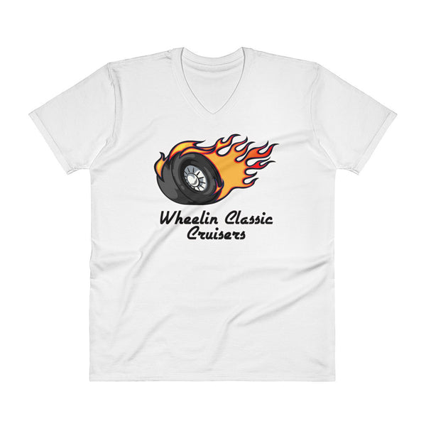 WCC V-Neck T-Shirt
