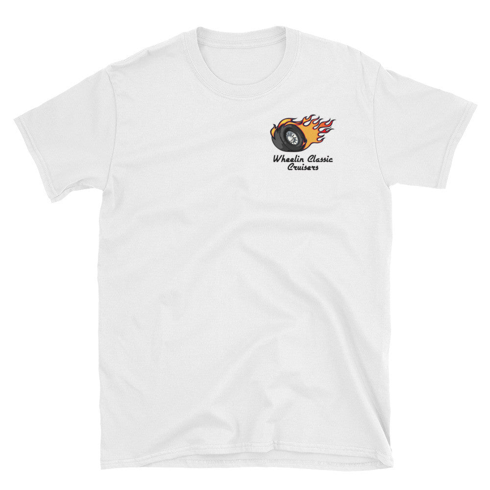 WCC Unisex T-Shirt 2 sided print