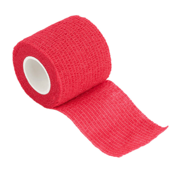 Self-Adhering Bandage Wraps Elastic Adhesive First Aid Tape Stretch 5cm * FREE SHIPPING