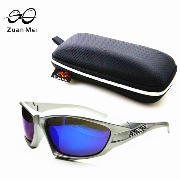 Polarized Fishing Sunglasses Men Outdoor Sport Mirror Sun Glasses For Women Brand Designer Ladies And Male Glasses