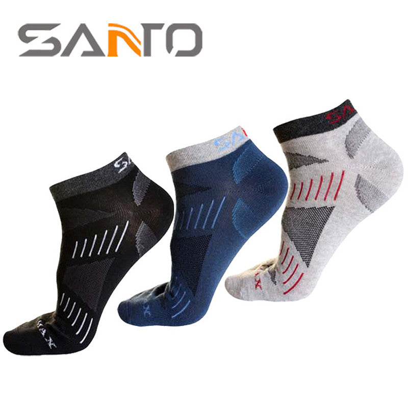 Quick Dry Thermal Socks Breathable Antibacterial Warm Boat Socks * FREE SHIPPING