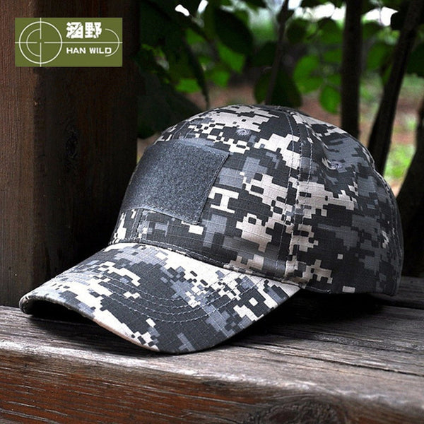 Camouflage Tactical Hat * FREE SHIPPING