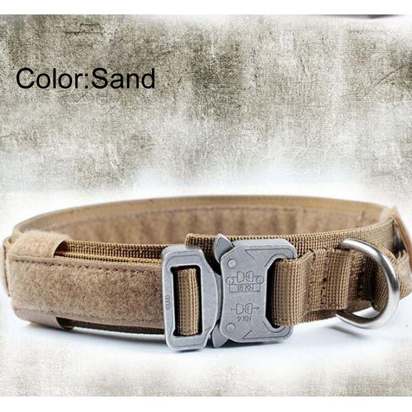 Tactical 1.5 inch 1 inch Dog Collar * FREE SHIPPING