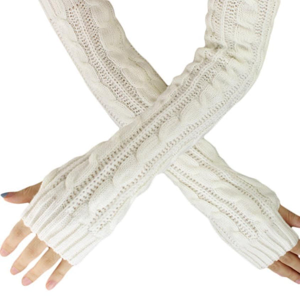 Wool Arm Warmers * FREE SHIPPING