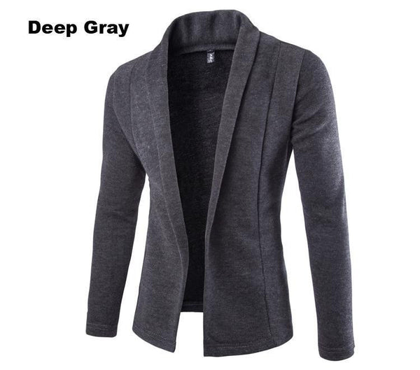 Casual Business Men's Cardigan* FREE SHIPPING