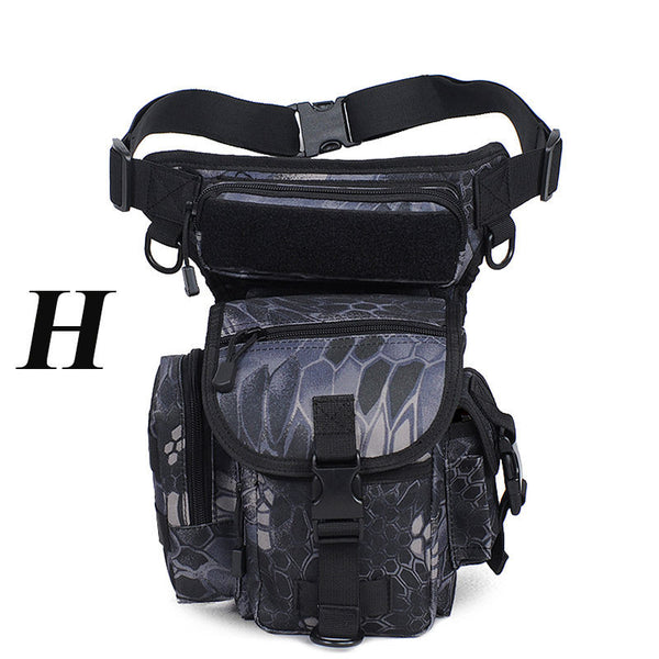 Waterproof Drop Utility Thigh Pouch * FREE SHIPPING