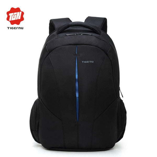 Black Backpack Waterproof Men's  * FREE SHIPPING