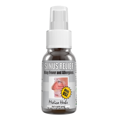 Sinus Relief Spray (50ml)