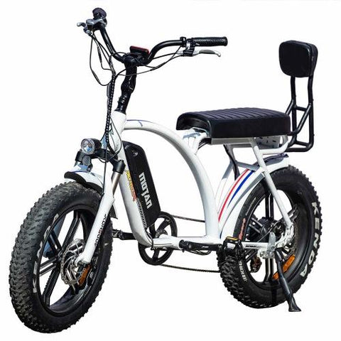 Addmotor MOTAN M-60 L7(R7) 750 Watt Electric Beach Cruiser Bicycle Mini Motobike