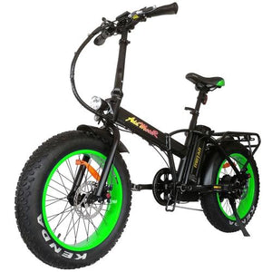 AddMotor MOTAN M-150 Folding 48 Volt Fat Tire Electric Bike