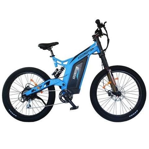 Image of Addmotor HITHOT H7 750W Powerful Electric Mountain Bicycle Full Suspension Electric Bike