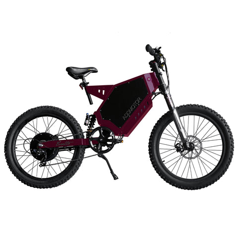 Image of Addmotor TORETTO Electric Mountain Bicycle Bike Super High Powerful 3000W 60V 29AH DNM Suspension E-bike T-3000