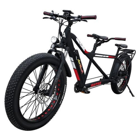 Image of Addmotor MOTAN M-250 750 Watt Electric Tandem Bicycle for Two People