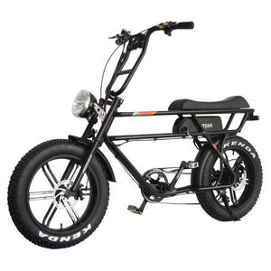 AddMotor MOTAN M-70 Retro Mini Cruiser 48 Volt Fat Tire Electric Bike