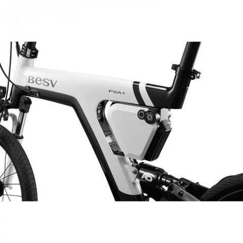 Image of BESV | PSA1 White City Electric Bicycle