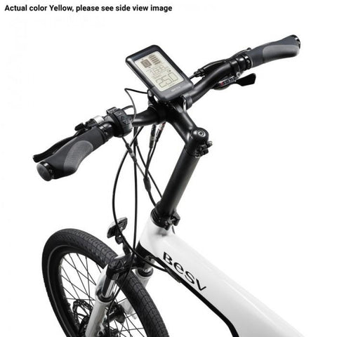 BESV | PSA1 Yellow City Electric Bicycle