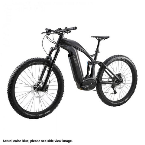 Image of BESV | TRB1 20mph AM L 490 Blue MTB Electric Bicycle
