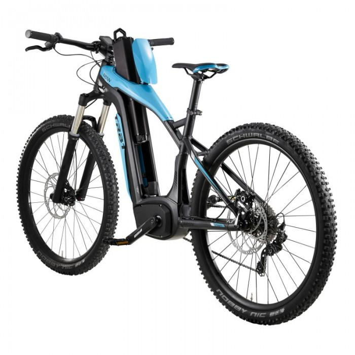BESV | TRB1 20mph XC L 490 Blue MTB Electric Bicycle