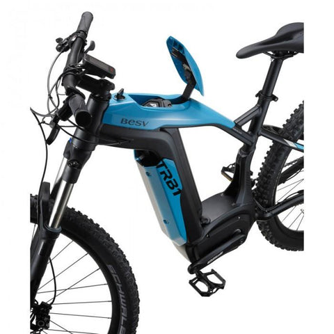 Image of BESV | TRB1 20mph XC L 490 Blue MTB Electric Bicycle