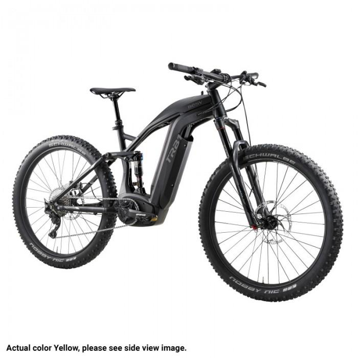 BESV | TRB1 20mph AM L 490 Yellow MTB Electric Bicycle