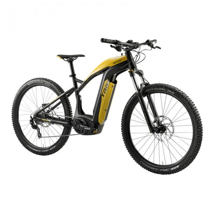 BESV | TRB1 20mph XC M 440 Yellow MTB Electric Bicycle