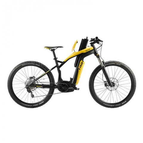Image of BESV | TRB1 20mph XC M 440 Yellow MTB Electric Bicycle