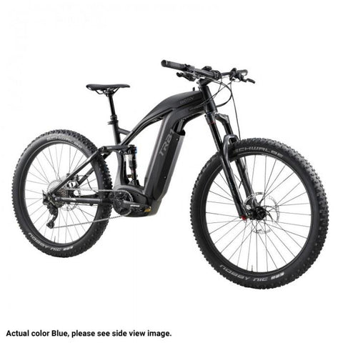 Image of BESV | TRB1 28mph AM L 490 Blue MTB Electric Bicycle